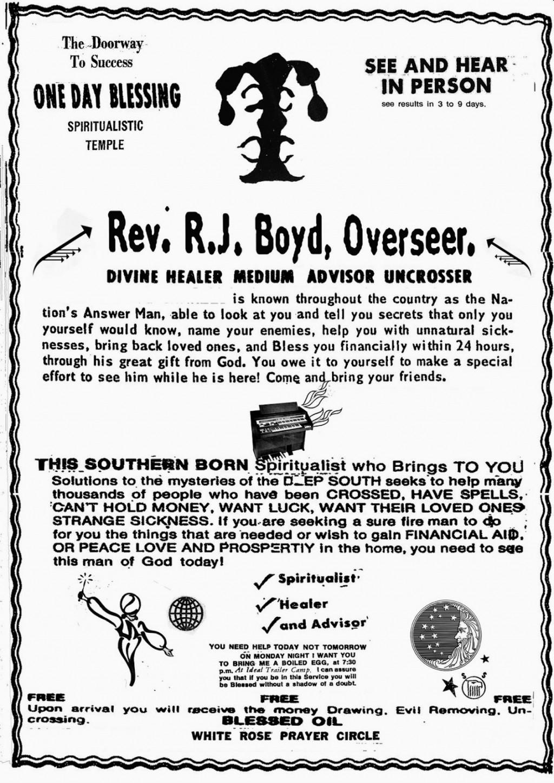 pietgitz Reverend R. J Boyd. – KONVOJ