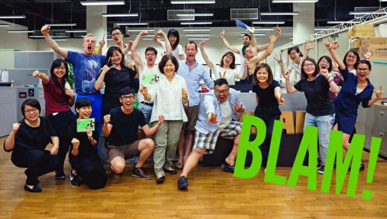 pietgitz BLAM! – Kristján Ingimarsson Company